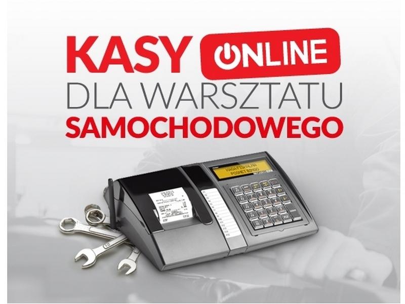 Jaka kasa online dla mechanika w Pruszkowie?